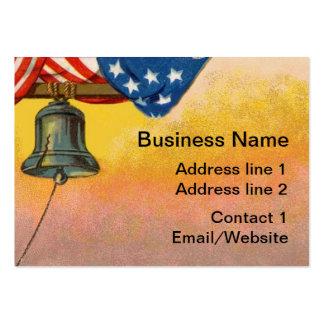 Bell & Flag Business Card