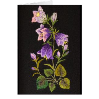 Bell Flower Card