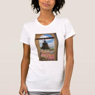 Bell in a church tower, Cuba T-Shirt
