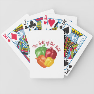 Bell Of Ball Bicycle Playing Cards
