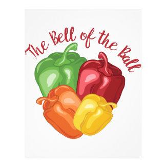 Bell Of Ball Letterhead