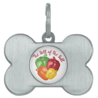 Bell Of Ball Pet Tag