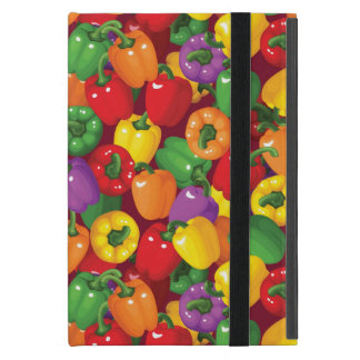 Bell Pepper Pattern Cover For iPad Mini