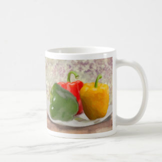 Bell Peppers Coffee Mug