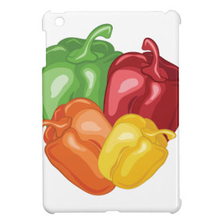 Bell Peppers iPad Mini Cover