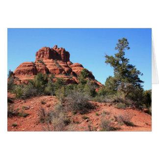 Bell Rock Landscape Card