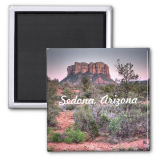 Bell rock Sedona, Arizona Magnet