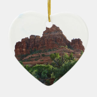 Bell Rock Sedona Ceramic Ornament