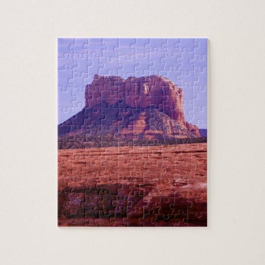 Bell Rock Sedona Jigsaw Puzzle