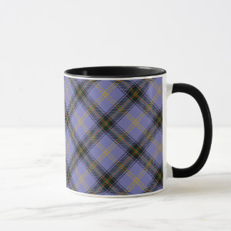 Bell Scottish Clan Tartan Mug