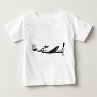 Bell_XP-77_in_flight_(SN_43-34916) Baby T-Shirt