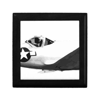 Bell_XP-77_in_flight_(SN_43-34916) Gift Box
