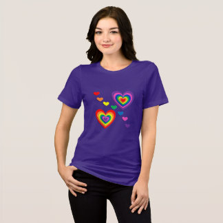 Bella+Canvas Relaxed Fit Jersey T-Shirt