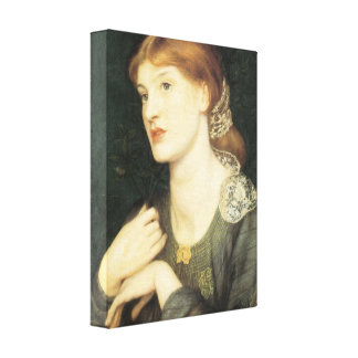 Bella e Buona, 1865 Stretched Canvas Prints