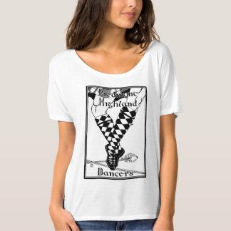 Bella flowy women's t - Piedmont Highland Dance T-Shirt