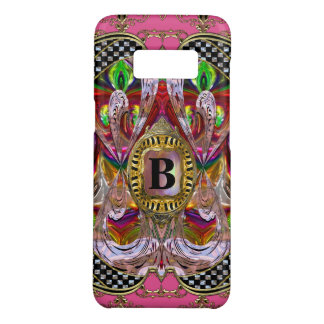 Bella FunHouse VIII Unique Monogram Case-Mate Samsung Galaxy S8 Case