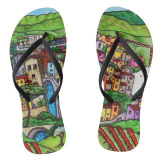 Bella Guardia Flip Flops