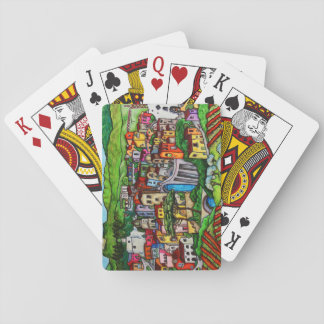 Bella Guardia Playing Cards