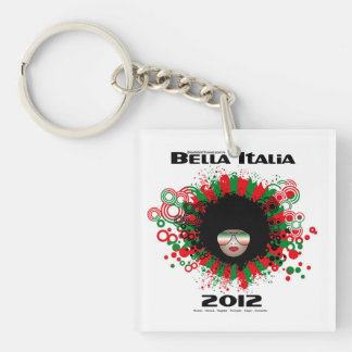 Bella Italia 2012  Key Chain