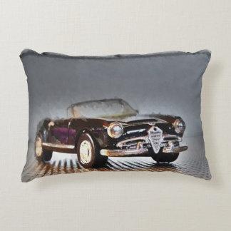 Bella Italia - digital Artwork Jean Louis Glineur Accent Pillow