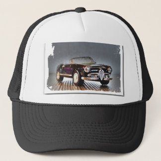 BELLA ITALIA - Digitally Work Jean Louis Glineur Trucker Hat