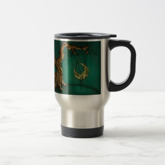 Bella Luna - Moon and Twisted Tree Travel Mug