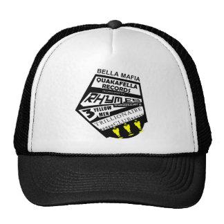 Bella Mafia Quackafella Records Incorporated Trucker Hat