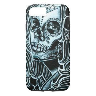 Bella Morte Day of the Dead Sugar Skull Girl iPhone 7 Case
