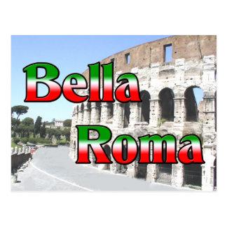 Bella Roma Postcard