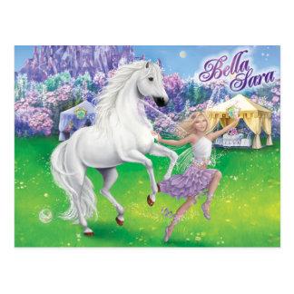 Bella Sara Moonfairies Post Card