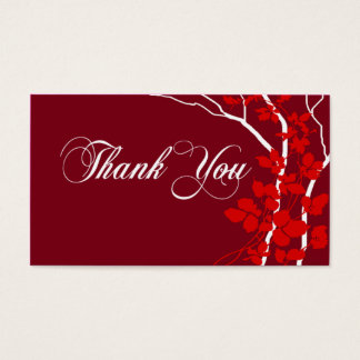 Bella Thank You Gift Tag Special Thanks