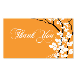 Bella Thank You Gift Tag Special Thanks Business Cards