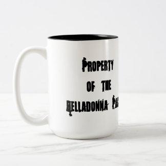 Belladonna Pack Coffee mug