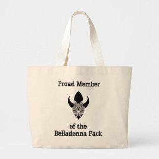 Belladonna Pack Tote Bag