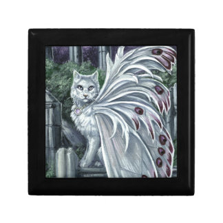 Belladonna White Fairy Cat Gift Box