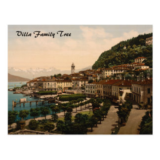 Bellagio II, Lake Como, Lombardy, Italy Postcard