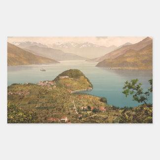Bellagio IV, Lake Como, Lombardy, Italy Stickers
