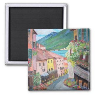 Bellagio Town Magnet