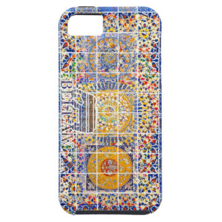 BellaIV - Piastrelle II iPhone 5 Cover