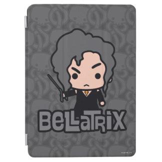 Bellatrix Cartoon Character Art iPad Air Cover