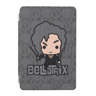 Bellatrix Cartoon Character Art iPad Mini Cover