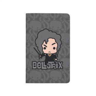 Bellatrix Cartoon Character Art Journal