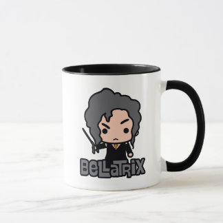 Bellatrix Cartoon Character Art Mug