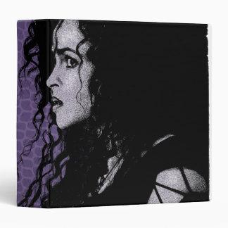 Bellatrix Lestrange 5 Vinyl Binders