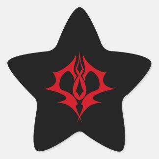 Bellatrix - Vampire Elite Star Sticker