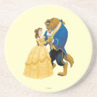 Belle and Beast Dancing Coaster