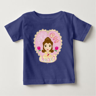 Belle | Back Off Beast Baby T-Shirt