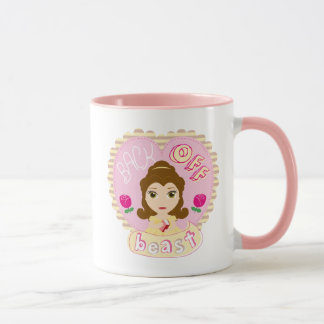 Belle | Back Off Beast Mug