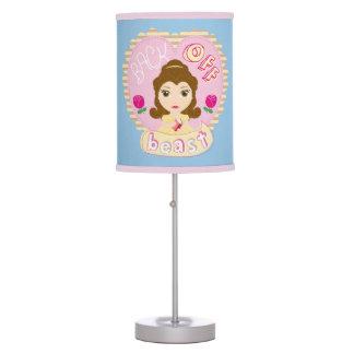 Belle | Back Off Beast Table Lamp
