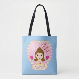 Belle | Back Off Beast Tote Bag